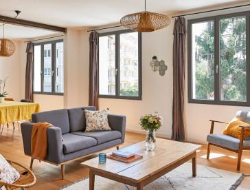 fenêtres sur mesure en bois et aluminium