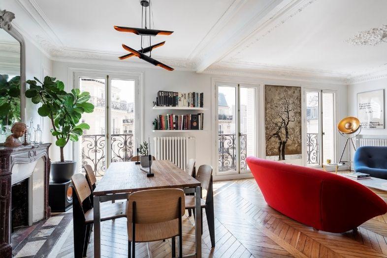 Fenêtres eben avec vitrage à isolation acoustique renforcée