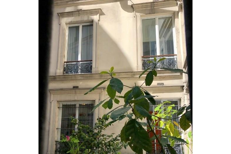 Remplacement de fenêtres dans une copropriété à Paris