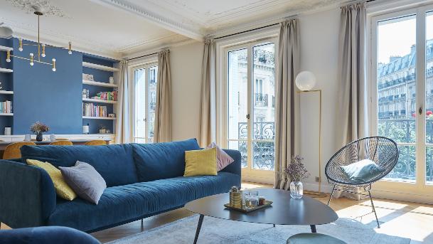 Fenêtre bois sur mesure Neuilly sur Seine
