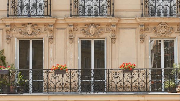 Fenêtre aluminium extérieur à Levallois-Perret