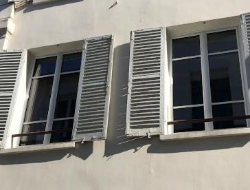dépose totale de vos anciennes fenêtres