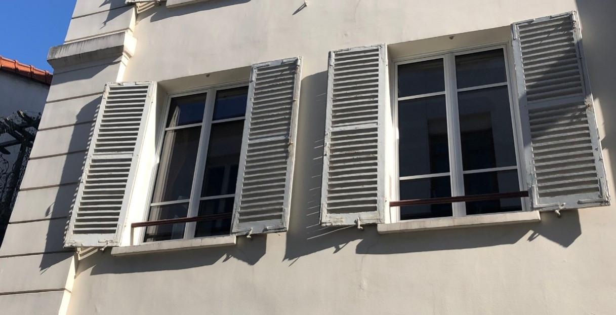 Installation de fenêtres en dépose totale à Paris