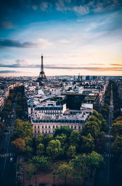 fenêtre eben Paris